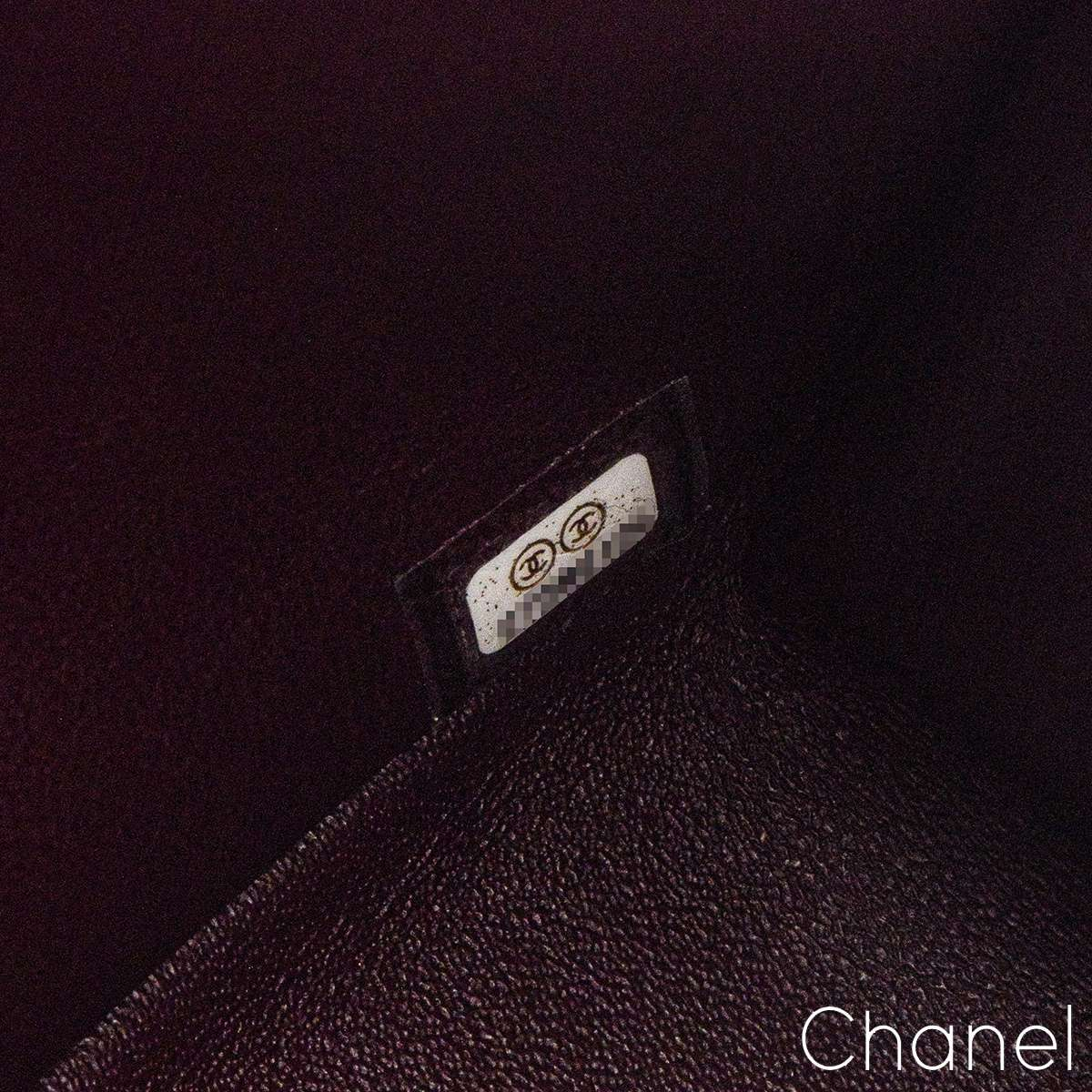 Chanel Black Caviar Jumbo Classic Double Flap Bag